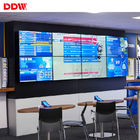 Ultra Narrow Bezel Seamless LCD Video Wall , 55 Inch Video Wall LCD Display
