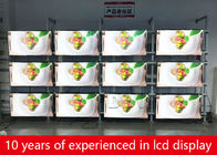 Full HD Seamless LCD Video Wall , Office Building 46 Video Wall Display