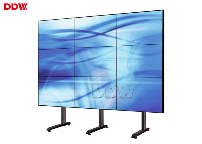 Long Service Commercial Video Wall With Original LG Panel 1077.6x607.8x55.6mm